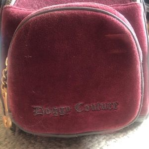 Juicy Couture Bags - Authentic juicy couture pet carrier